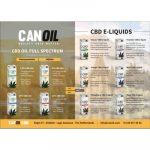 Beste CBD leverancier van het gecertificeerde merk Canoil!